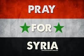 Allah Selamatkan Syria