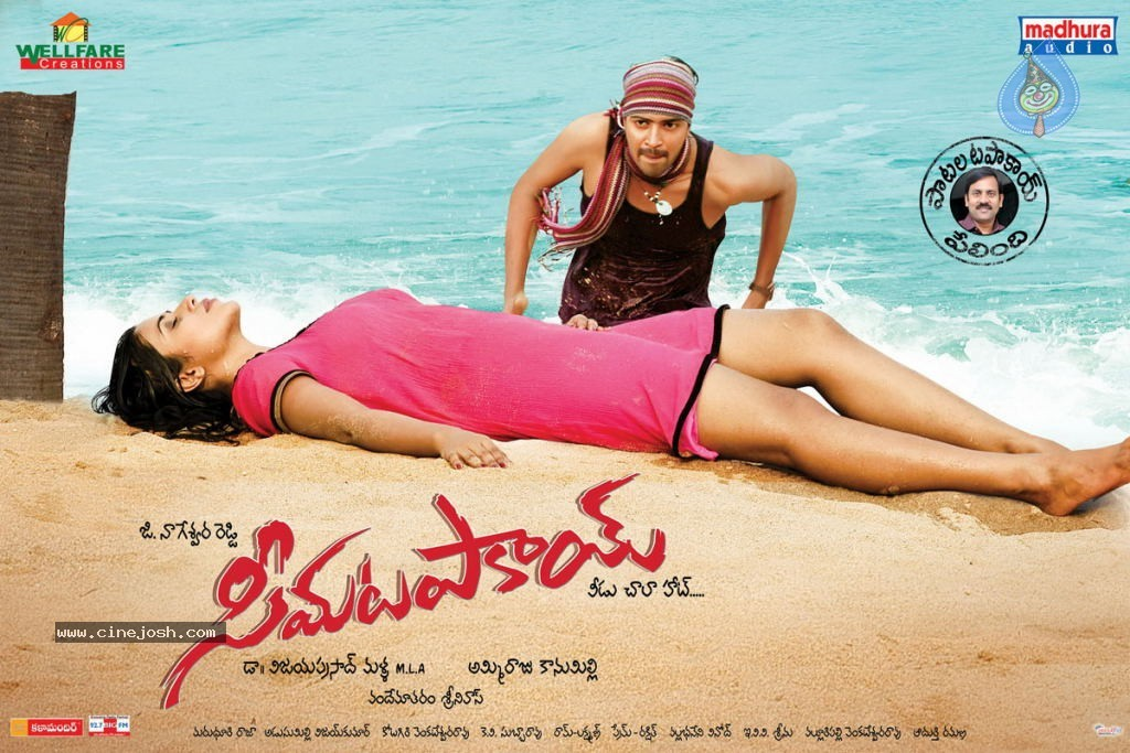 Seema Tapakai (2011) Telugu Movie - 1CD - DVDRip - x264 - AAC - 5.1 - Subs - Team MJY - MovieJockey.CoM