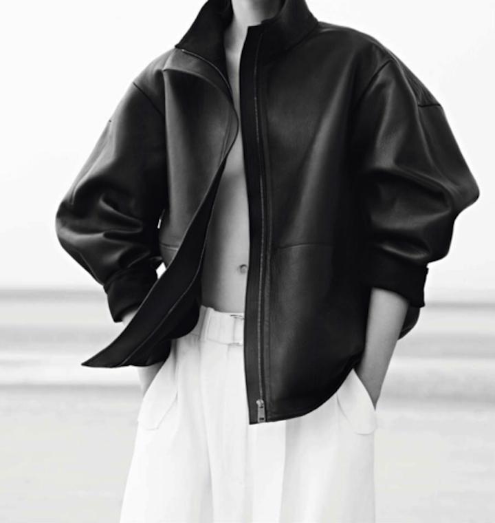Jourdan Dunn for S Moda November 2013 by Alan Gelati