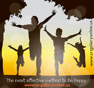 The most effective method to Be Happy