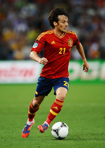 David  Silva All Player Sports: Profile Football About