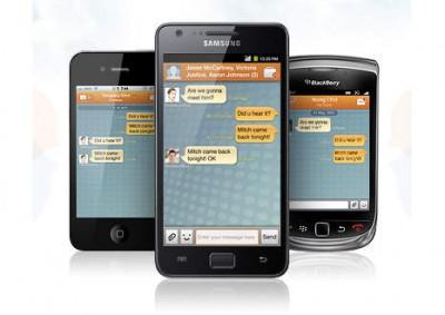 Meski Support SMS, ChatOn Kurang Peminat?