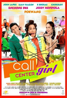 CALL CENTER GIRL Official Movie Poster Pokwang Enchong Dee Jessy Mendiola 2013