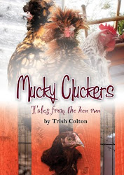 Click image to buy the Mucky Cluckers paperback or e-book