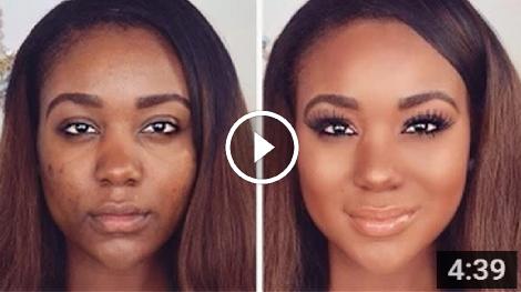 Prévia do vídeo base para maquiagem