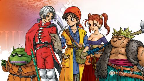 Juego Dragon Quest VIII para Android