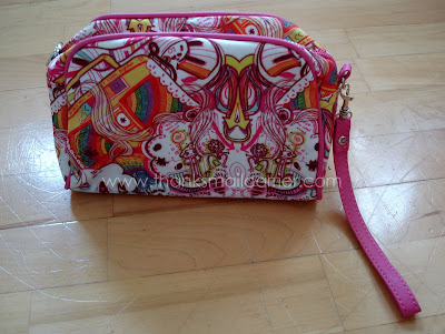 girl makeup bag