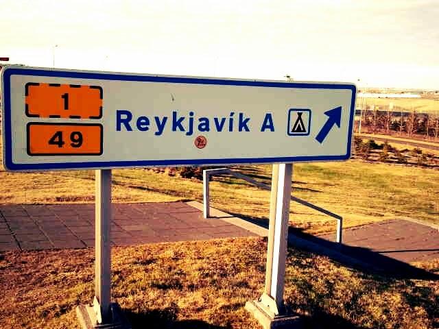 Rejoindre Reykjavík à Partir de l'Aéroport International de Keflavík