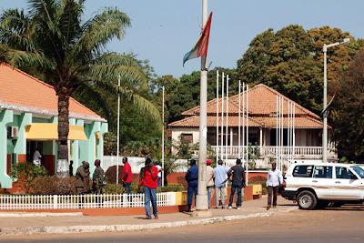 GOVERNO DE TRANSIÇÃO GUINEENSE VAI TER 26 MEMBROS A ANUNCIAR AINDA HOJE