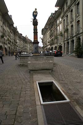 Bern Switzerland Street