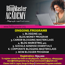 THE BLOGMASTER ACADEMY: Ongoing Programs