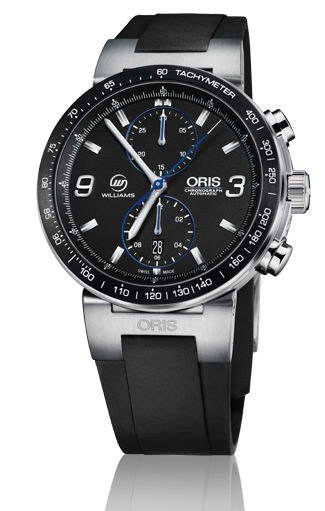 ORIS MOTOR SPORT WILLIAMSF1 TEAM LIMITED EDITION 77376854184-SETRS
