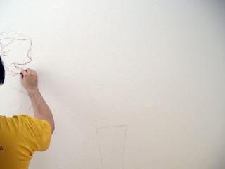 Painel para a Quanta Academia - por Alexander Santos