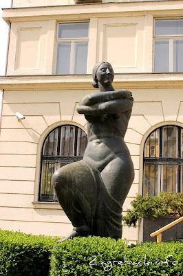 Žena - Ivan Meštrović, 1929.
