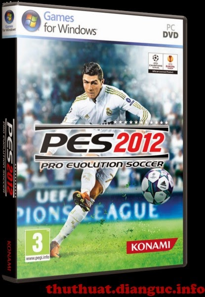 Download PES 2012 Full Patch