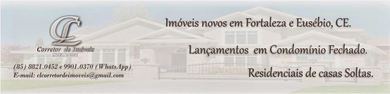 CL Corretor de Imóveis - CRECI: 7581