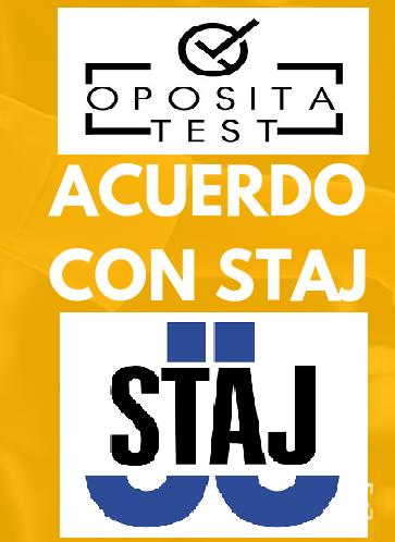 ACUERDO STAJ - OPOSITA TEST