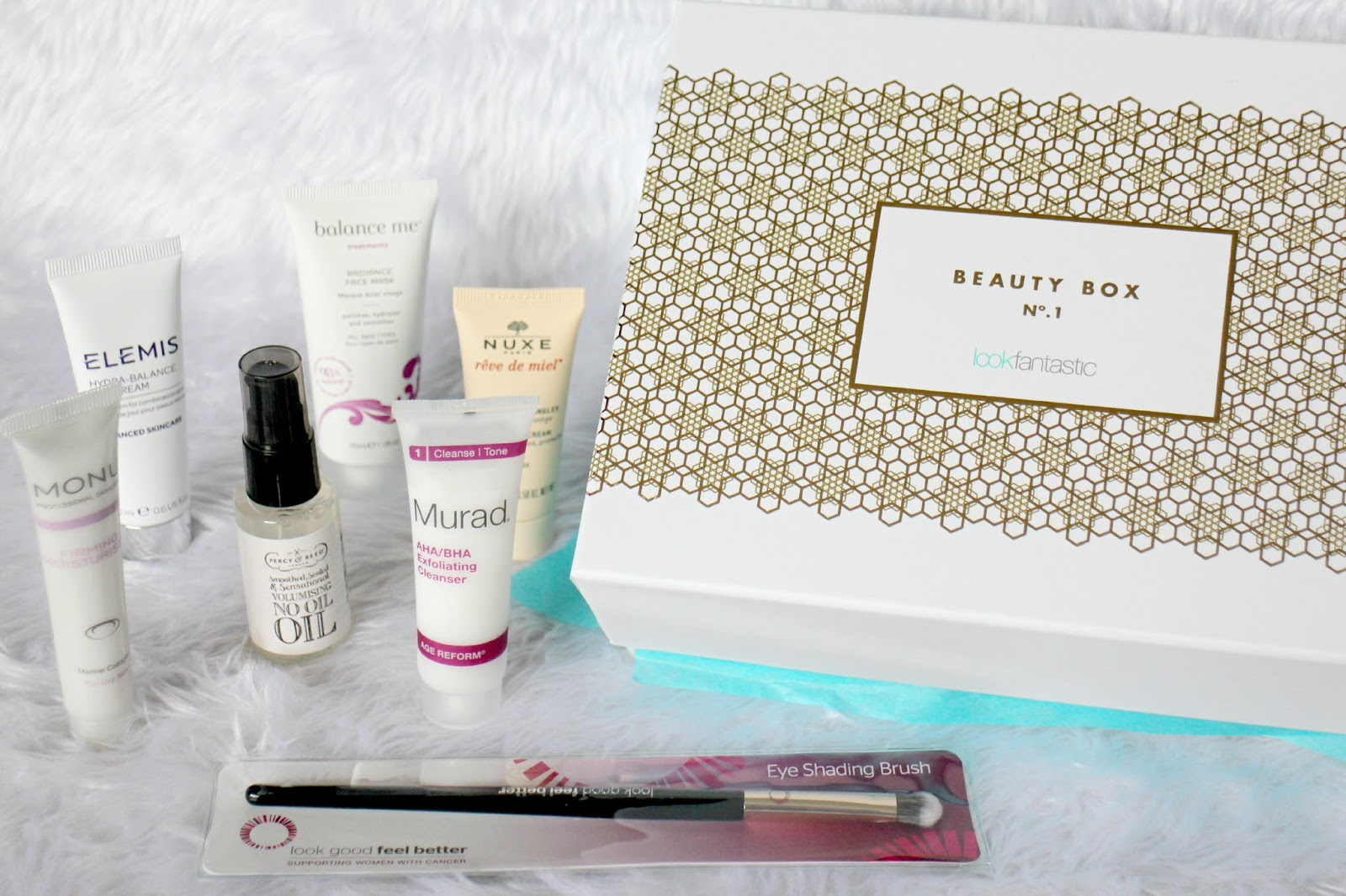 Look Fantastic Beauty Box Review Blog