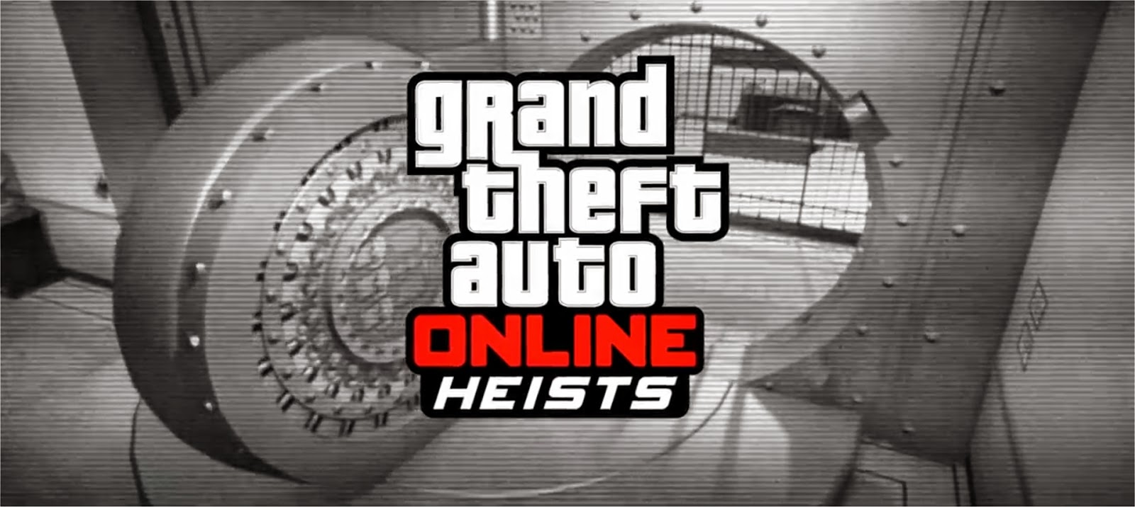 GTA 5 Heists Logo