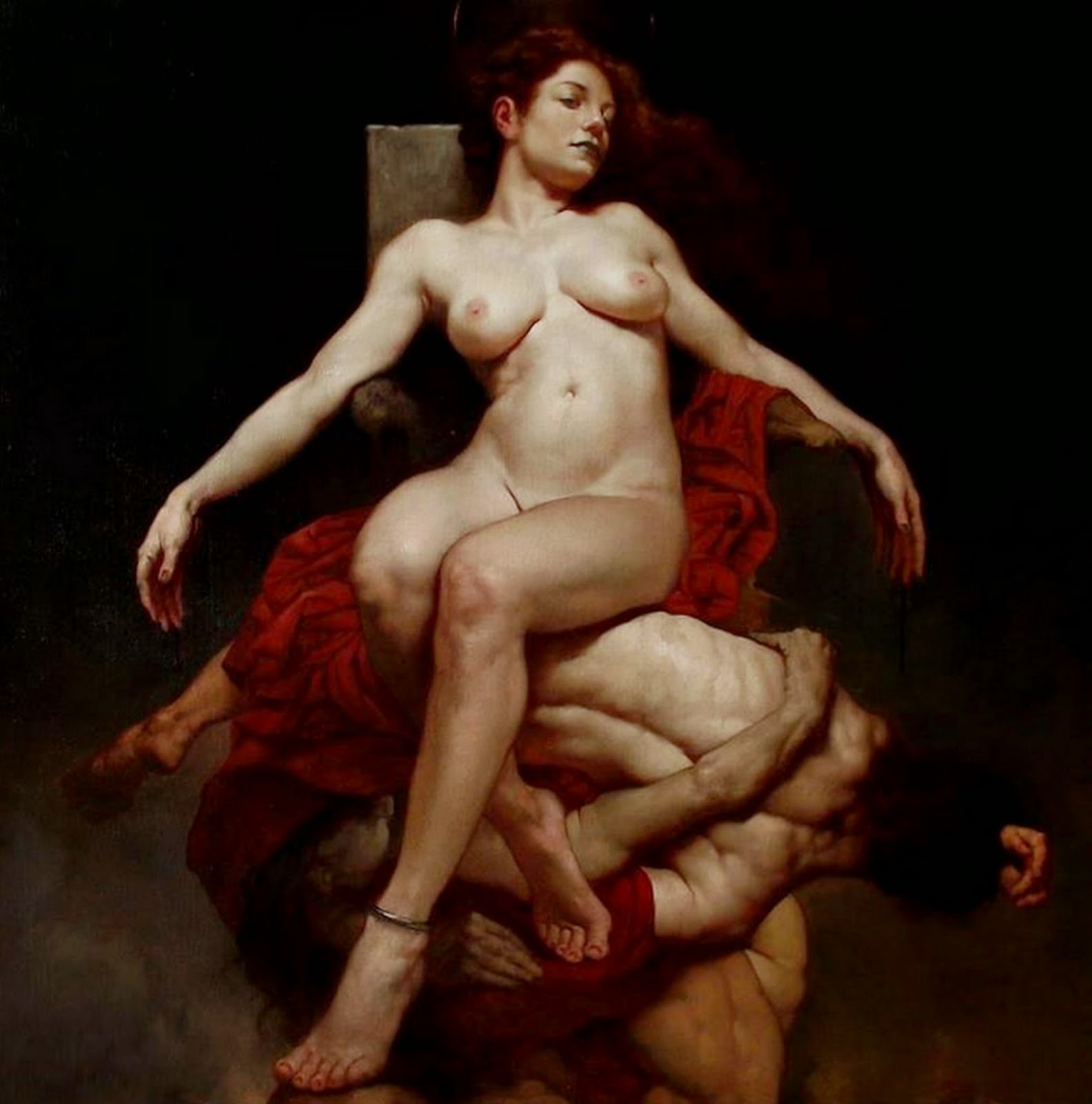 denudos-artisticos-surrealismo-oleo
