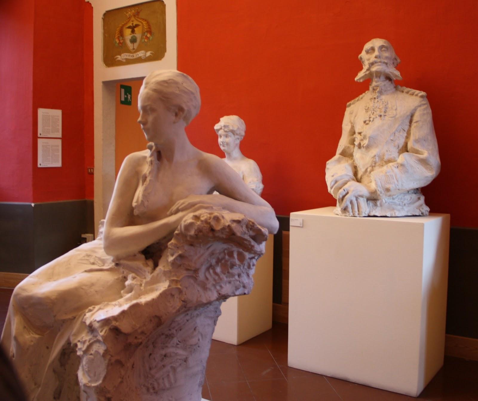 Paolo Troubetzkoy Il Principe Meshcherskiy  Museo del Paesaggio Verbania
