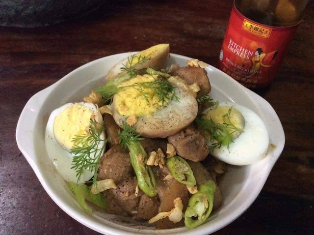 Spicy Chicken with Oyster Sauce Recipe