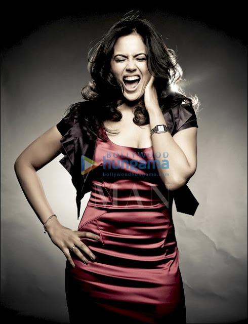 Sexy Sameera Reddy On 2011 Man Magazine Cover Scans