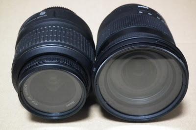 sigma 17-70mm レンズ正面