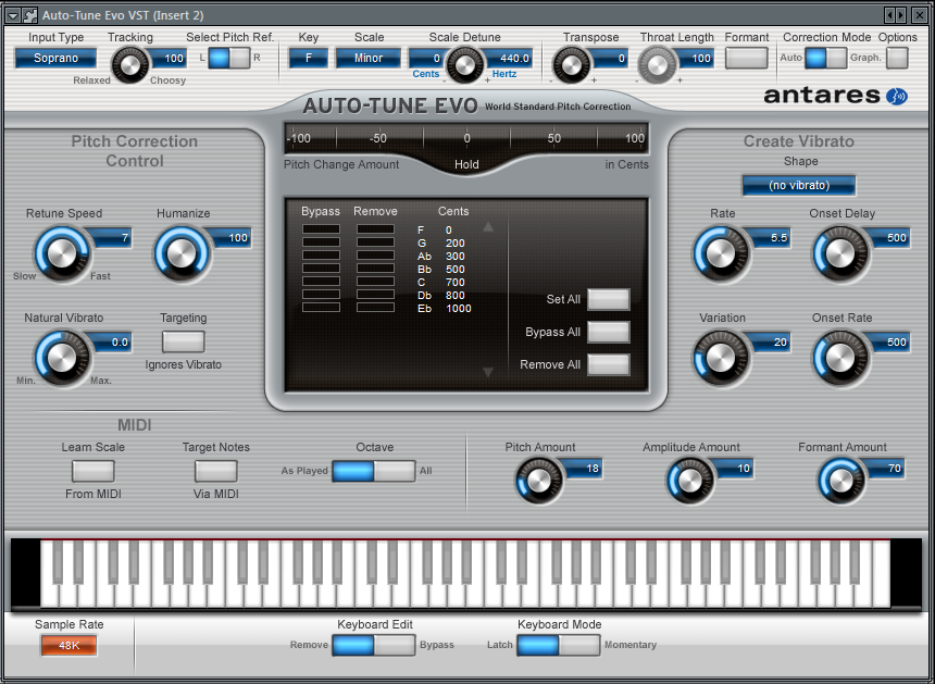 Image Result For Image Result For Autotune Evo Presets