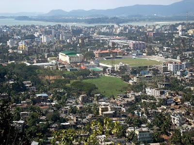 Guwahati in Assam