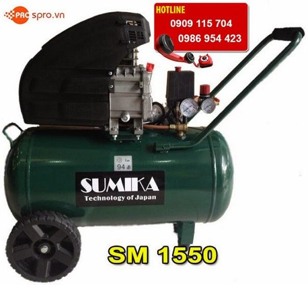 Máy nén khí – máy bơm hơi mini SUMIKA