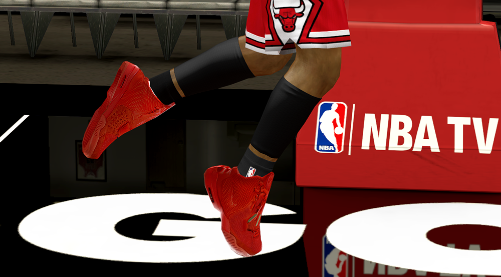 Nike Air Yeezy 2 in NBA 2K14