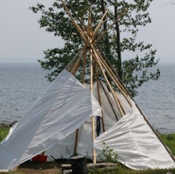 Staff and volunteers travel into First Nations villages every summer