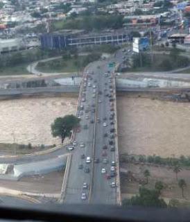 daños de huracanes en Monterrey