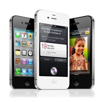 เปรียบเทียบข้อแตกต่าง iPhone 4s (ไอโฟน 4S) และ iPhone 4 (ไอโฟน4)