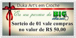 """SORTEIO DUKA ART""""S"""