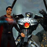 Man of Steel y Pacific Rim estrenan juegos para moviles