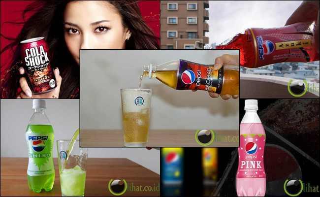 7 Rasa Minuman Soda Terunik di Negara Jepang