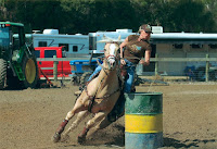 Christi Wolf Rodeo
