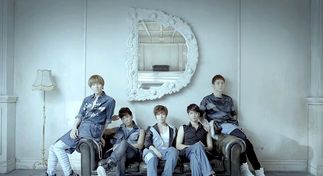 Watch SHINee's Dazzling Girl dance version and full pv.