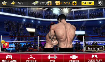 Punch Boxing 3D 1.0.9 Mod Apk-screenshot-2