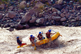 Mendoza River Rafting