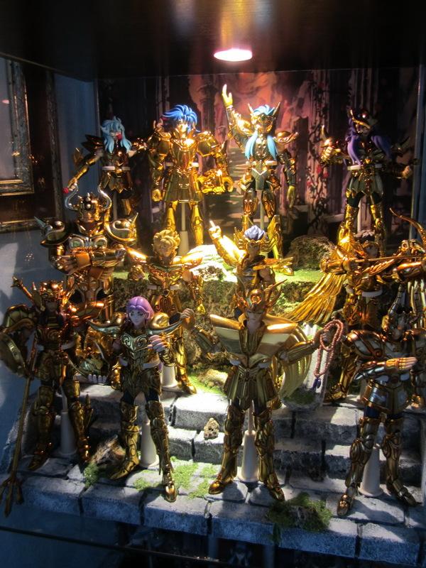 Consiglio Diorama Gold classici