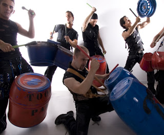 Música hecha con basura en Recicla Inventa