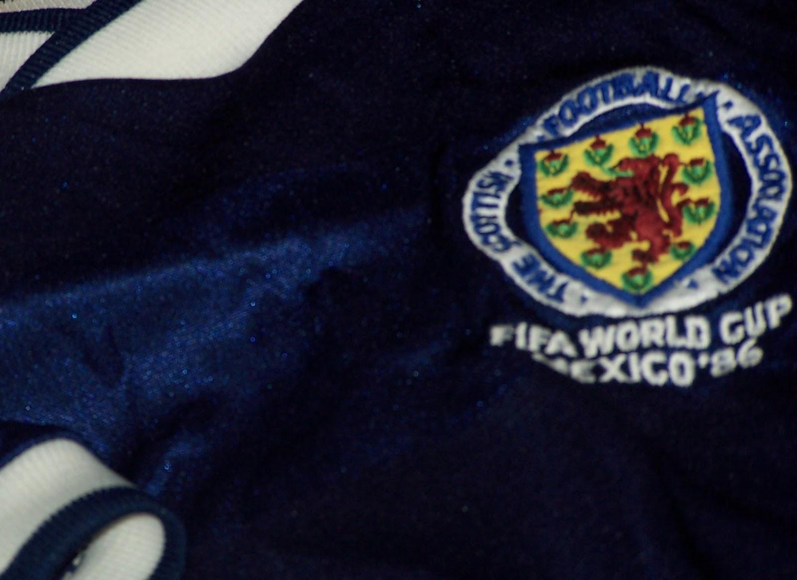 Scotland at the Scottish Football Blog