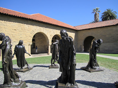 Rodin - Burghers of Calais (1884 - 1895)