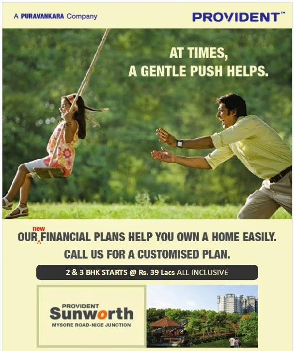 Provident Sunworth Bangalore