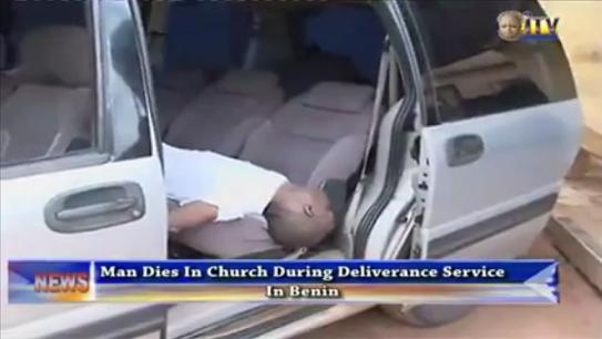 man killed deliverance benin