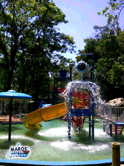 Waterpark - Ember Tumpah Dan Water-Playground