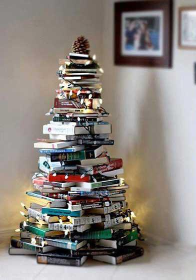 idée sapin de Noël pas cher et original